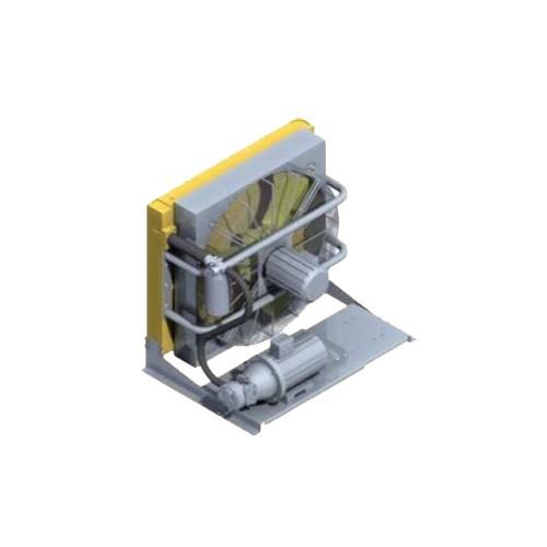 Типовой теплообменник с перекачивающим насосом AKG-Line AP120